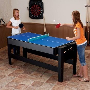 Top 5 Convertible 3 In 1 Pool Air Hockey Ping Pong Tables
